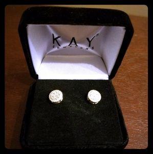 Kay jeweler earrings